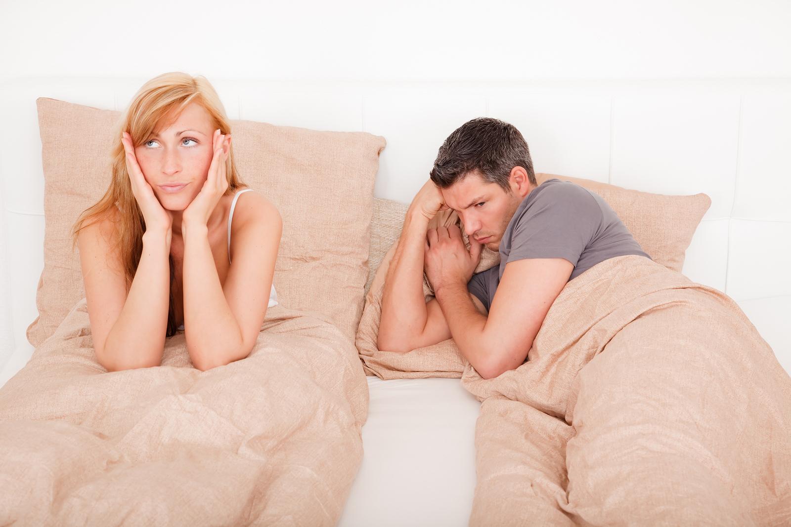 4 najčešća uzroka slabog libida