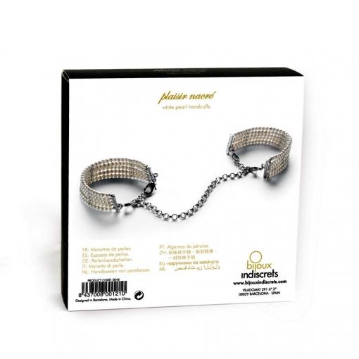 Bijoux Indiscrets - Biserne lisice