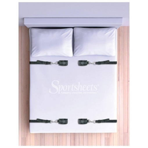 Sportsheets - Under the Bed Restrain System