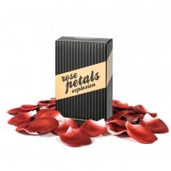 Les Petit Bonbons - Rose petal explosion