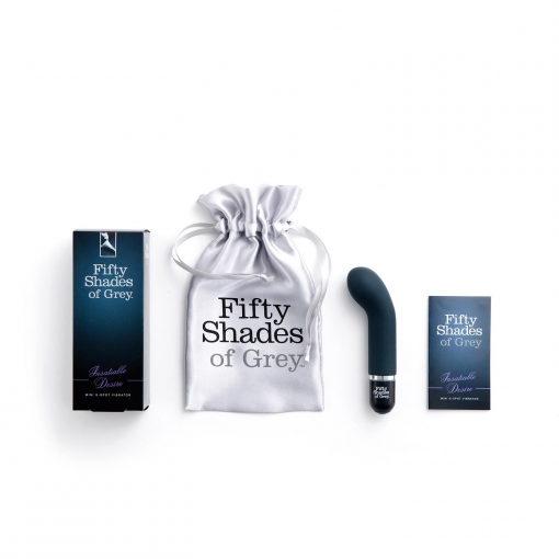 Fifty Shades of Grey - Mini G-spot vibrator