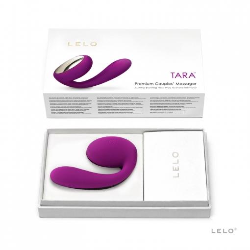 Lelo - Tara Deep Rose