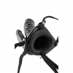 Fetish Fantasy – Vibrating Double Penetrator 15 cm, s utorom