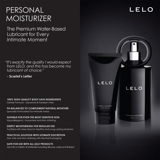 Lelo - Personal moisturizer u tubi, 75ml