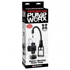 Pump Worx - Deluxe Vibrating Power Pump