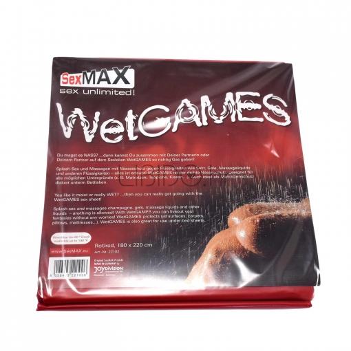 Sexmax – PVC plahta, 180 X 220cm