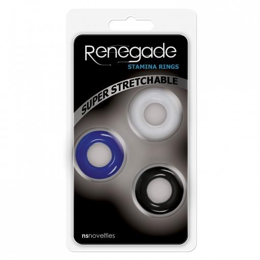 Renegade - Stamina Rings