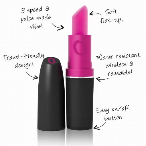 The Screaming O - Vibrating Lipstick
