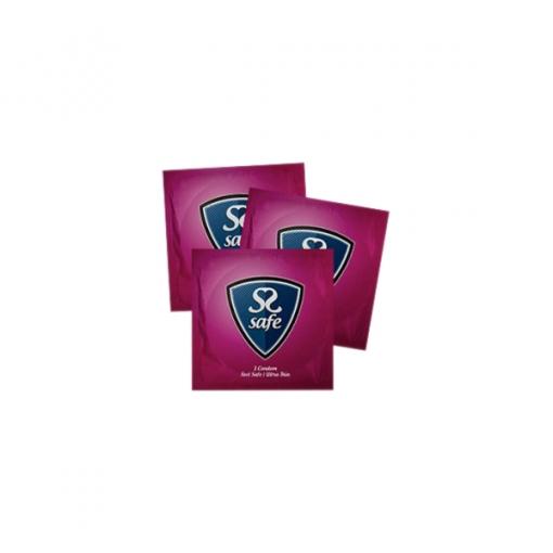 Safe – Ultra-thin kondomi