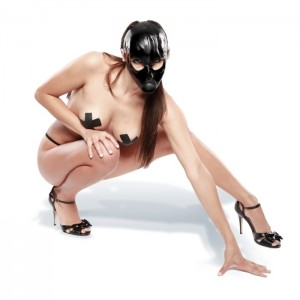 Fetish Fantasy Extreme - Latex Ball Gag Mask