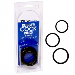 Manbound - Rubber cock ring