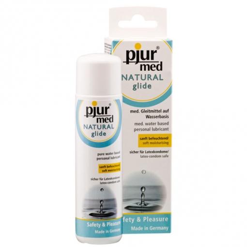 Pjur med - Natural glide 100 ml