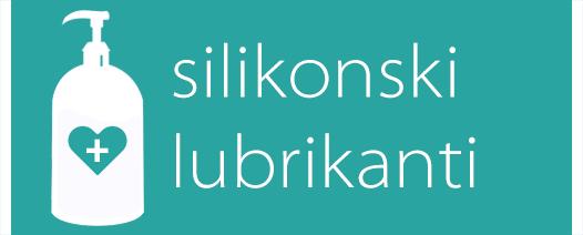 Silikonski i organski lubrikanti