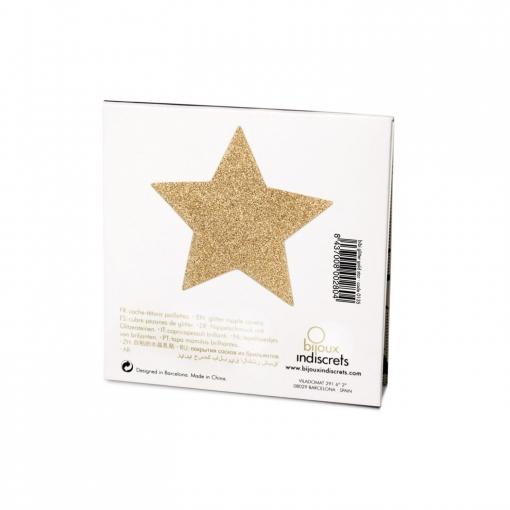 Bijoux Indiscrets – Flash Star naljepnice za bradavice