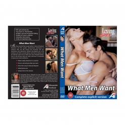 Alexander Institute – What Men Want – Edukativni DVD