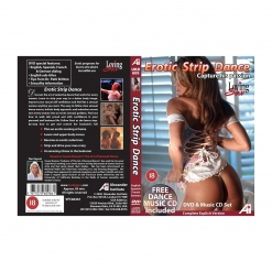 Alexander Institute – Erotic Strip Dance – Edukativni DVD