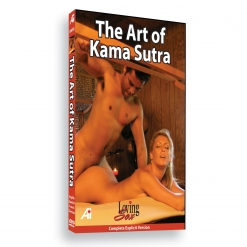 Alexander Institute – The Art of Kama Sutra – Edukativni DVD
