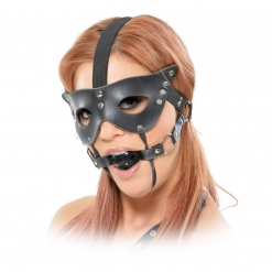 Fetish Fantasy – Masquerade maska i Ball Gag