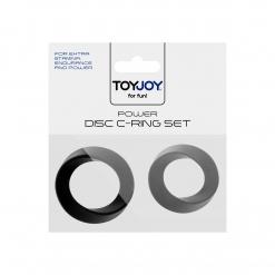Toy Joy – Power Disc set penis prstenova