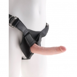 King Cock – Strap-on, 18 cm