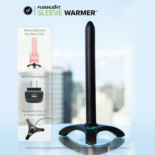 Fleshlight – Sleeve Warmer