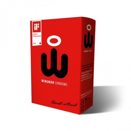 Wingman – Kondomi, 8 kom