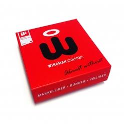 Wingman – Kondomi, 3 kom