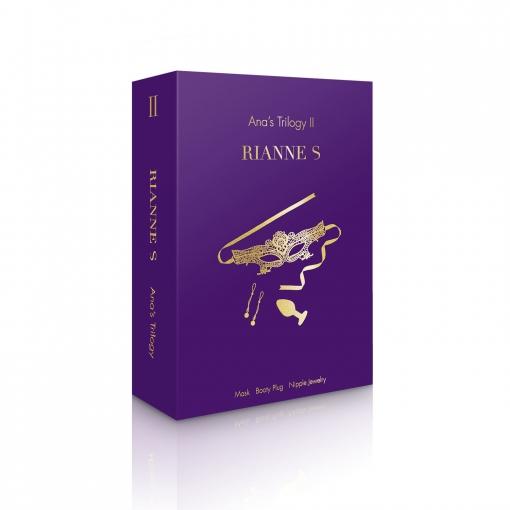 Rianne S – Ana's Trilogy Set 2