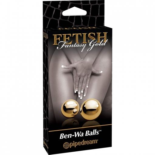 Fetish Fantasy Gold – Ben-Wa Balls