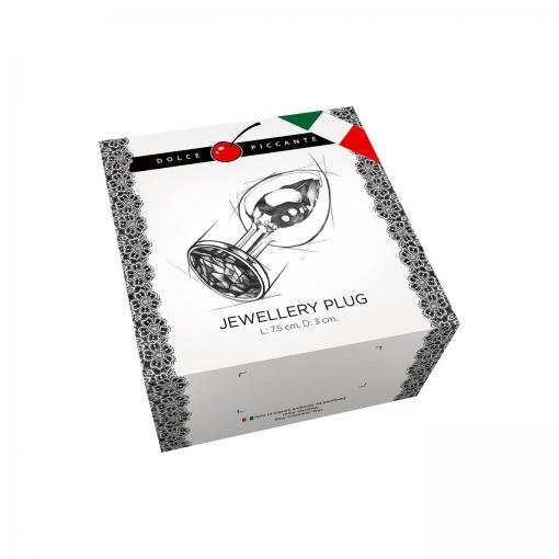 Dolce Piccante – Jewellery Silicone Plug
