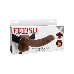 Fetish Fantasy – Strap-on s utorom, 23 cm