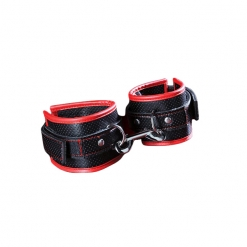 Adam & Eve – Scarlet Bondage Cuffs