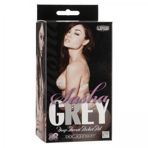 Sasha Grey - Deep Throat Pocket Pal