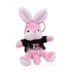 Keychain Naughty Bunny