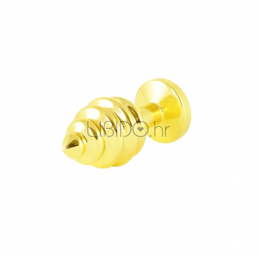 Dolce Piccante – Jewellery Plug Ribbed