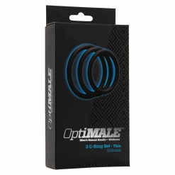 Doc Johnson OptiMALE – C-Ring Thin set