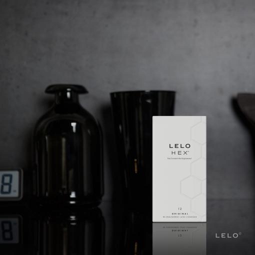 Lelo - Hex kondomi, 12 kom