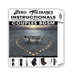 Zero Tolerance - How To Couples BDSM Kit