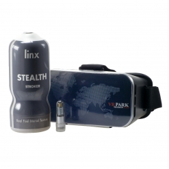 Linx – Cyber Pro Stealth Stroker & VR Headset