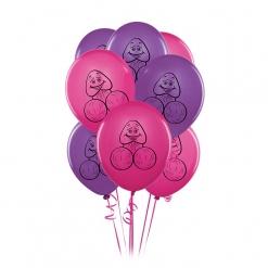 Pecker baloons, 8 komada