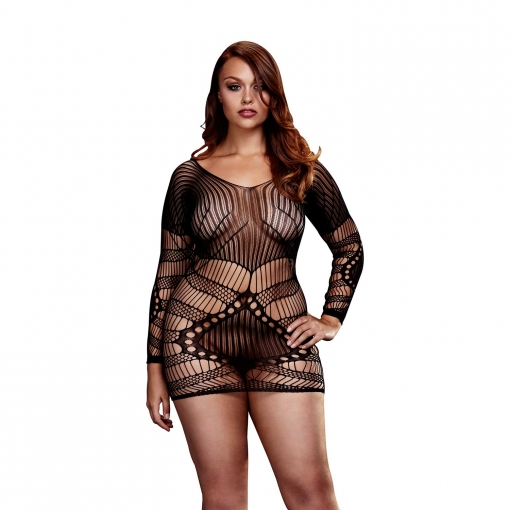 Baci – Mini haljina No. 6 Plus Size