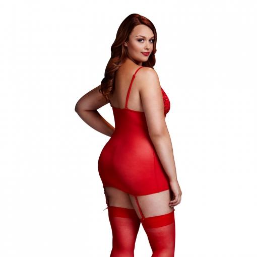Baci – Mini haljina No. 5 Plus Size