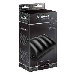 Steamy Shades – Inflatable Wedge