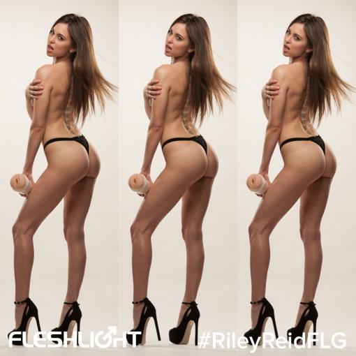 Fleshlight Girls – Riley Reid Utopia