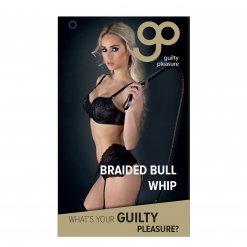 Guilty Pleasure – Braided Bull Whip