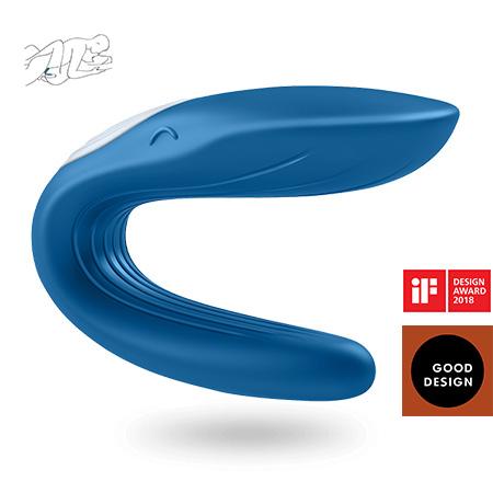 Satisfyer Partner – Whale Couples Vibrator