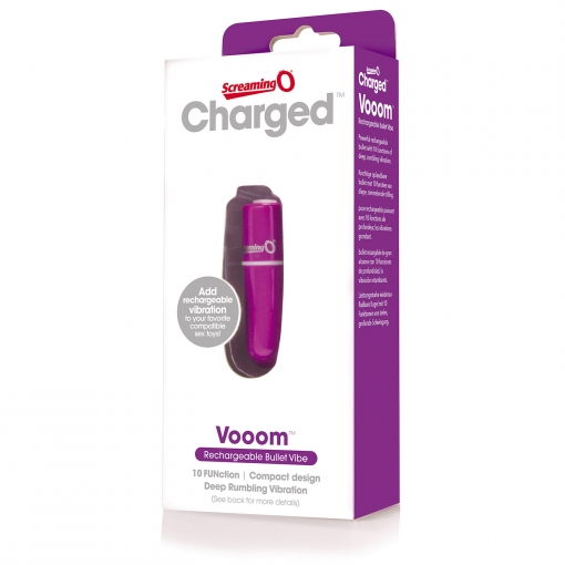 The Screaming O - Charged Vooom! Bullet
