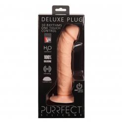 Dream Toys - Purrfect Silicone G-spot Vibrator 19 cm