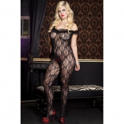Music Legs - Catsuit No. 10 Plus Size