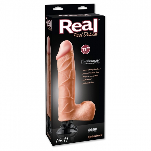 Real Feel Deluxe vibrator - No. 11